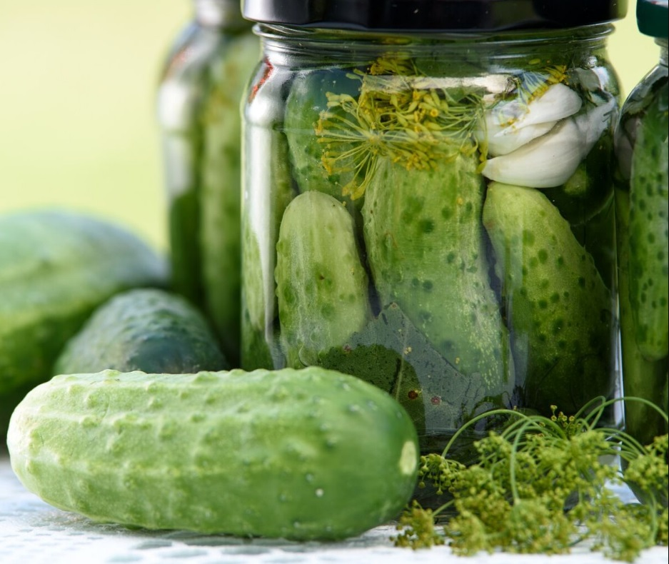 Pickle juice can help you pass a drug test